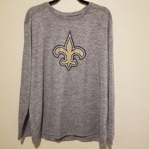 Long sleeve Saints t-shirt